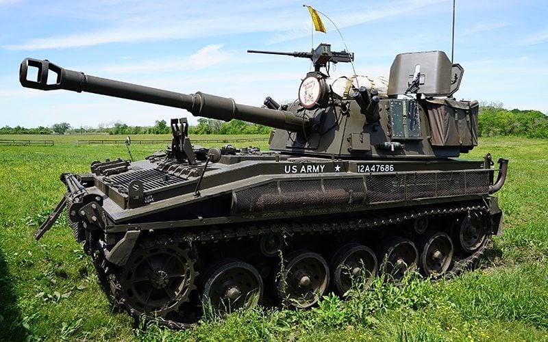 Abbot Tank