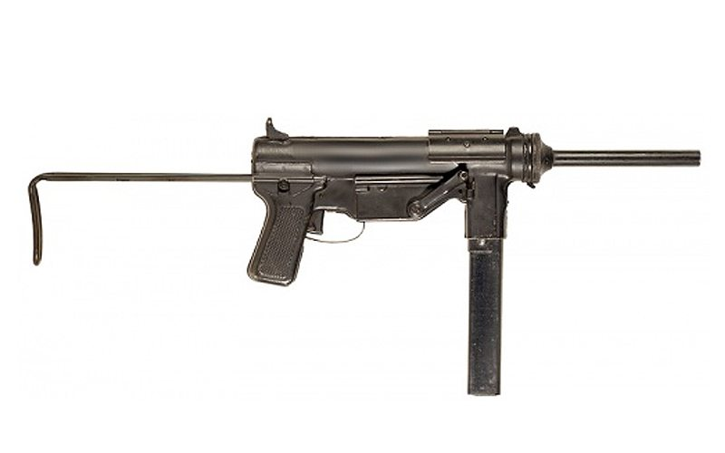 M3 Grease Gun MG