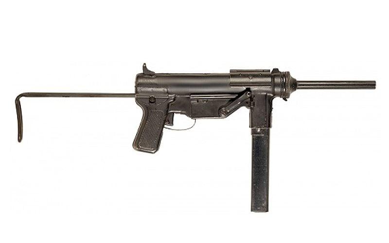 M3 Grease Gun MG