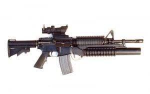 M4 Carbine MG