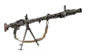 MG-34 Machine Gun