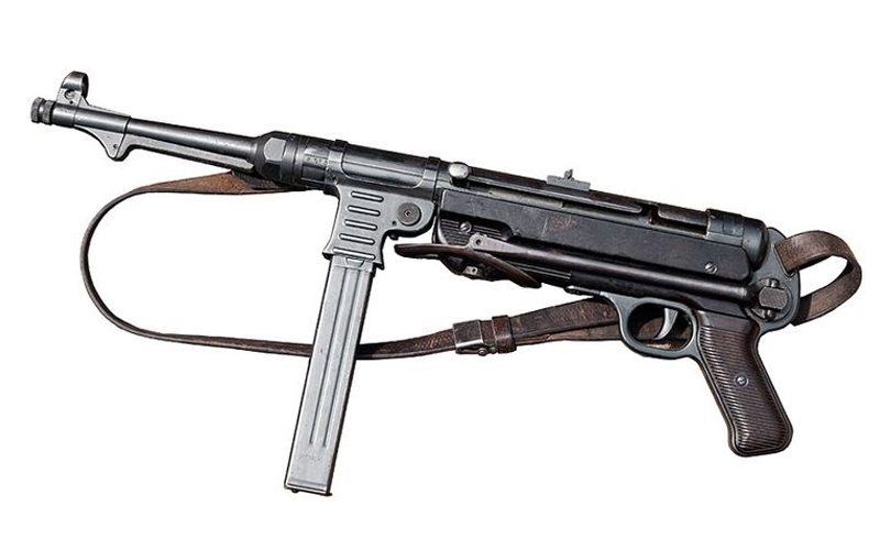 MP-40 Sub Machine Gun