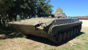 Tank Background
