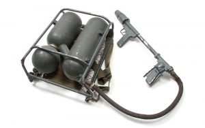 Vietnam Era Flame Thrower